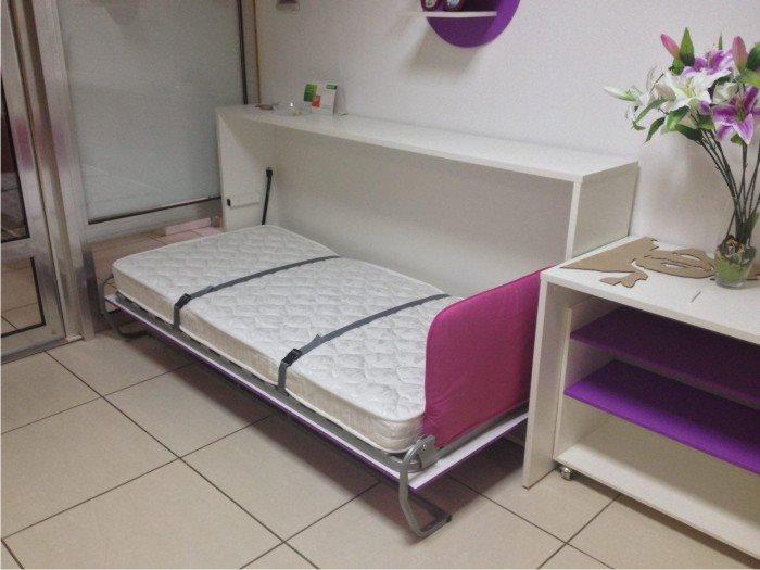 Откидная кровать - идеальное решение для однокомнатной квартиры 1