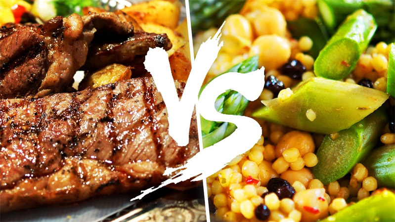 Плюсы и минусы вегетарианства, его польза и вред 1