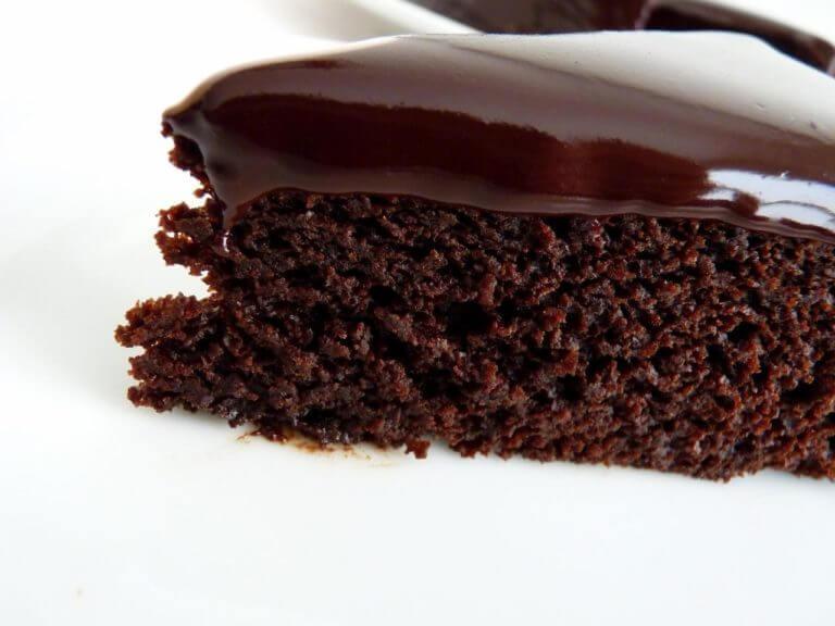 Самый вкусный шоколадный торт - подборка фото 29