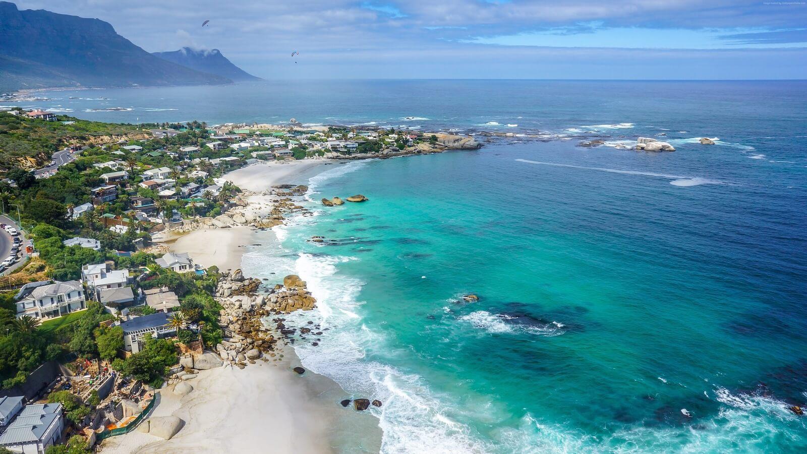 Красивые картинки и фото города Кейптауна - сборка 1
