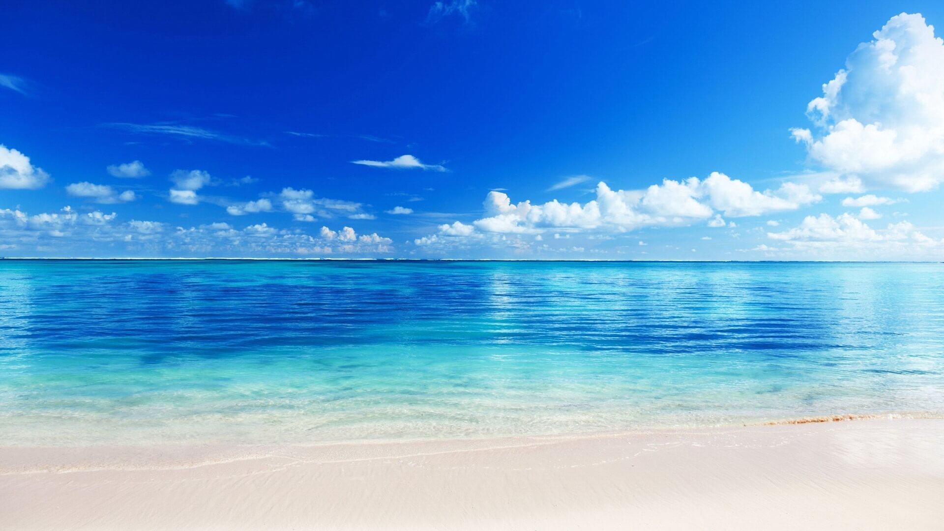 Красивые картинки пляжа для рабочего стола - подборка 4