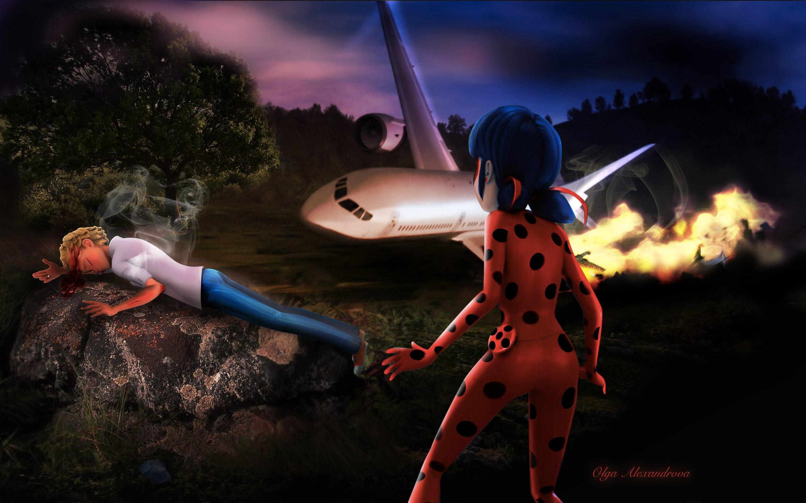 Интересные картинки Леди Баг и Супер Кот - коллекция 10
