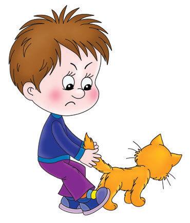 Хорошие и плохие поступки - картинки, рисунки для детей 1