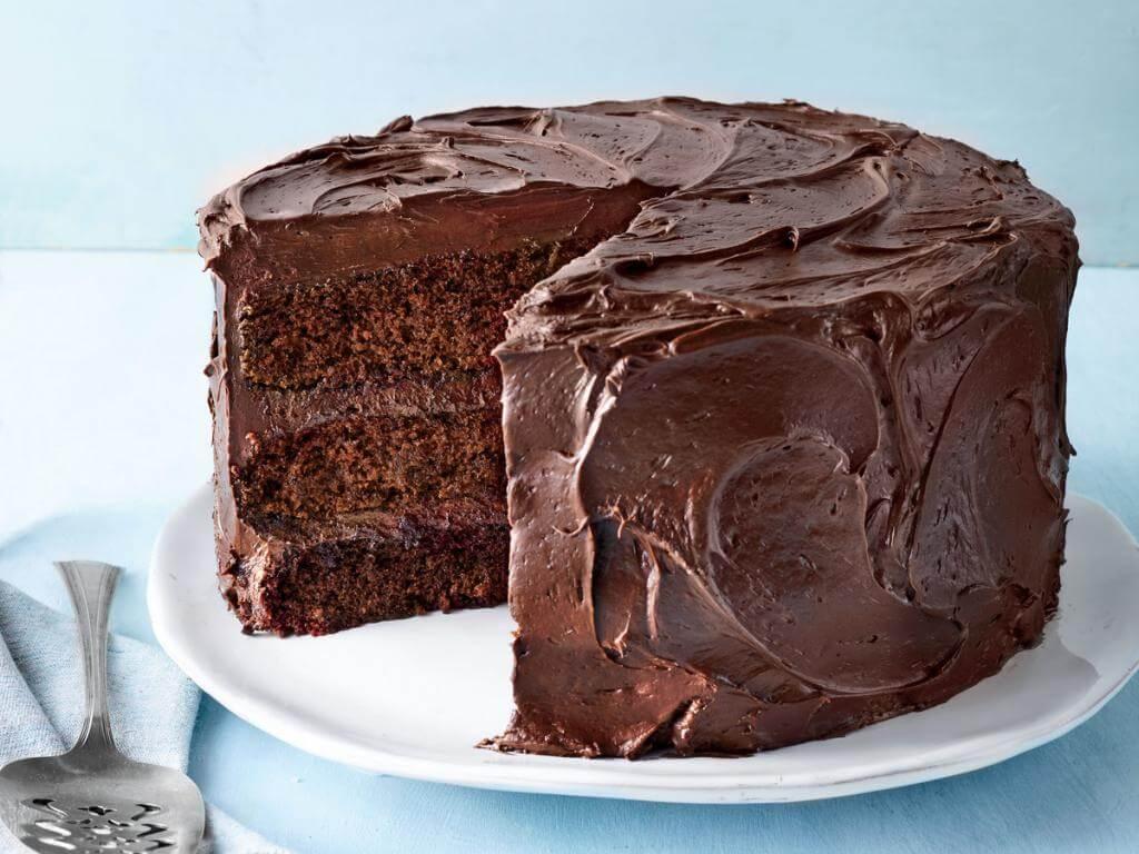 Самый вкусный шоколадный торт - подборка фото 3