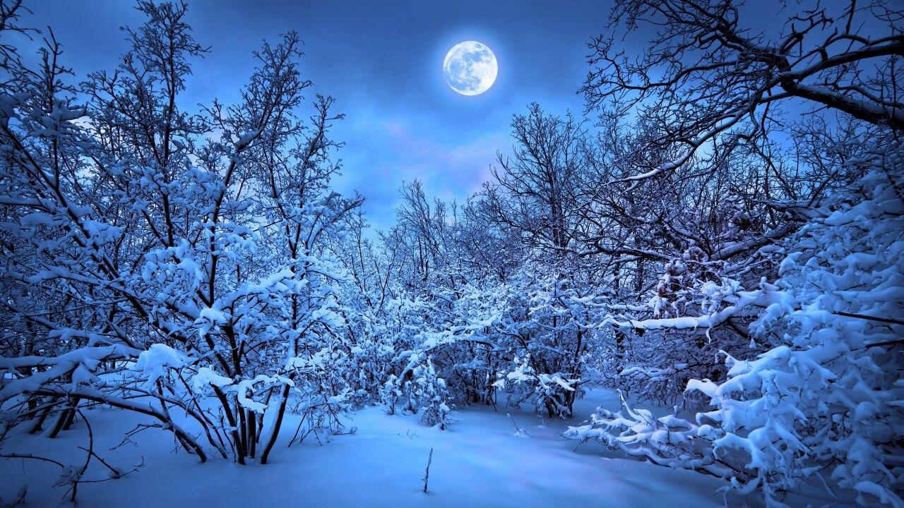 Зимнее настроение - фото и картинки красивые, приятные 3