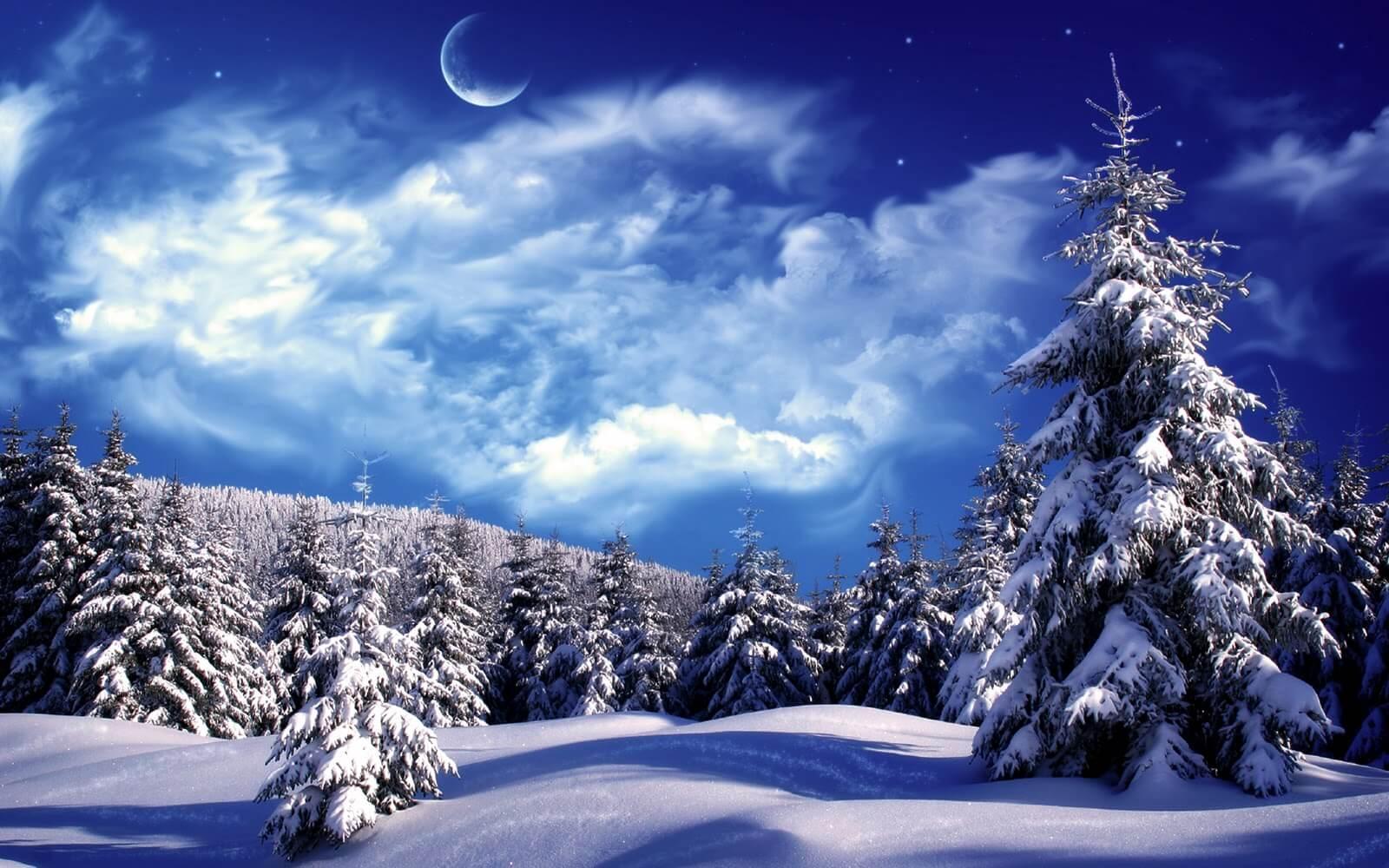 Зимнее настроение - фото и картинки красивые, приятные 4