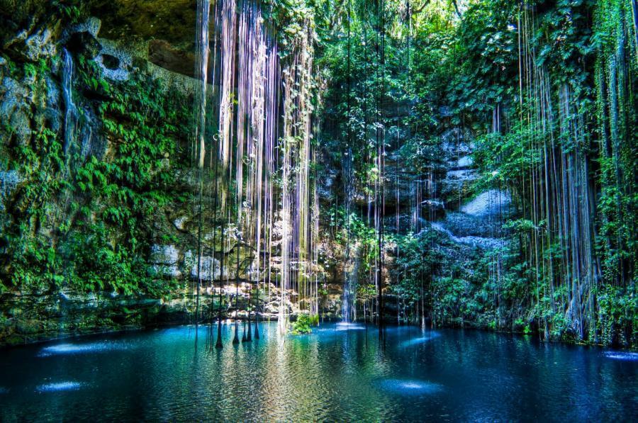Фото чудес природы, самые захватывающие картинки 1