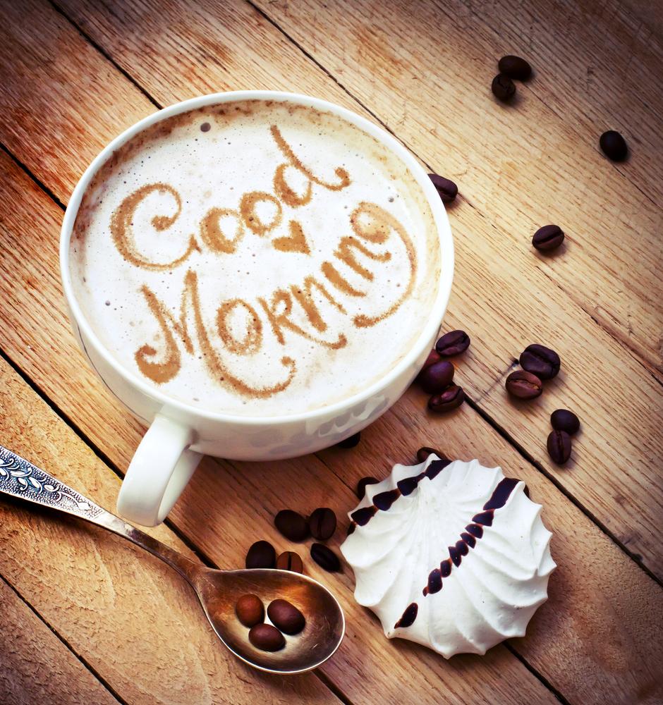Красивые открытки с добрым утром и хорошим днем - подборка 4