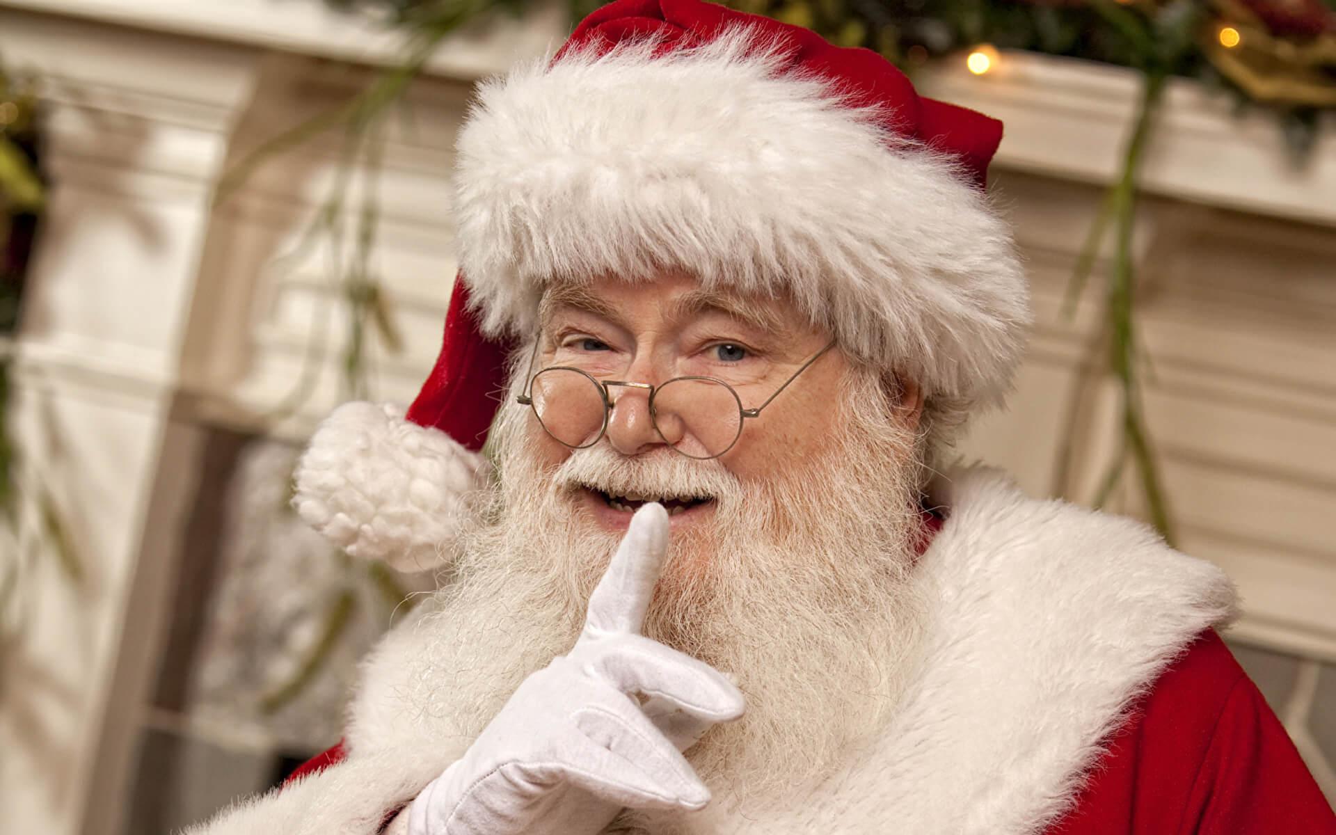 Картинки веселых и смешных Дедов Морозов 2