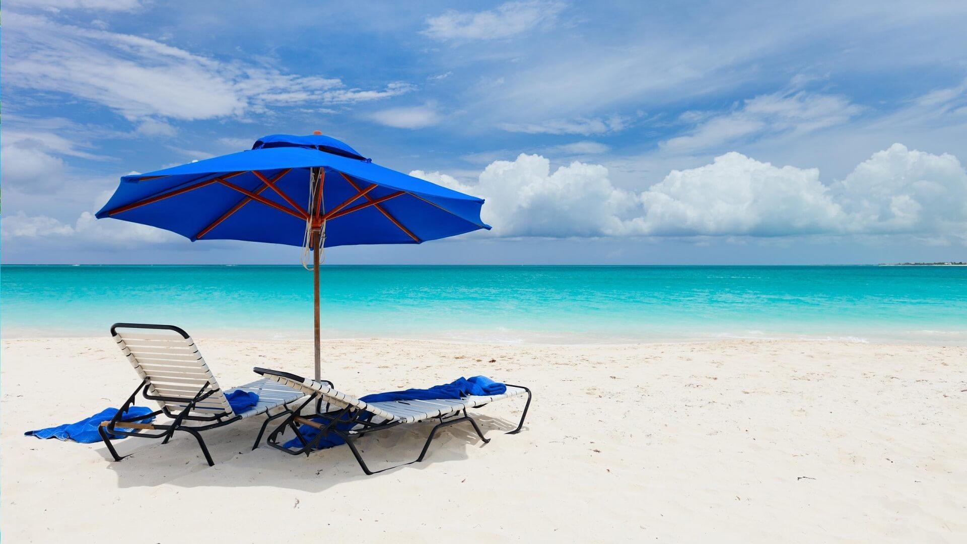 Красивые картинки пляжа для рабочего стола - подборка 2