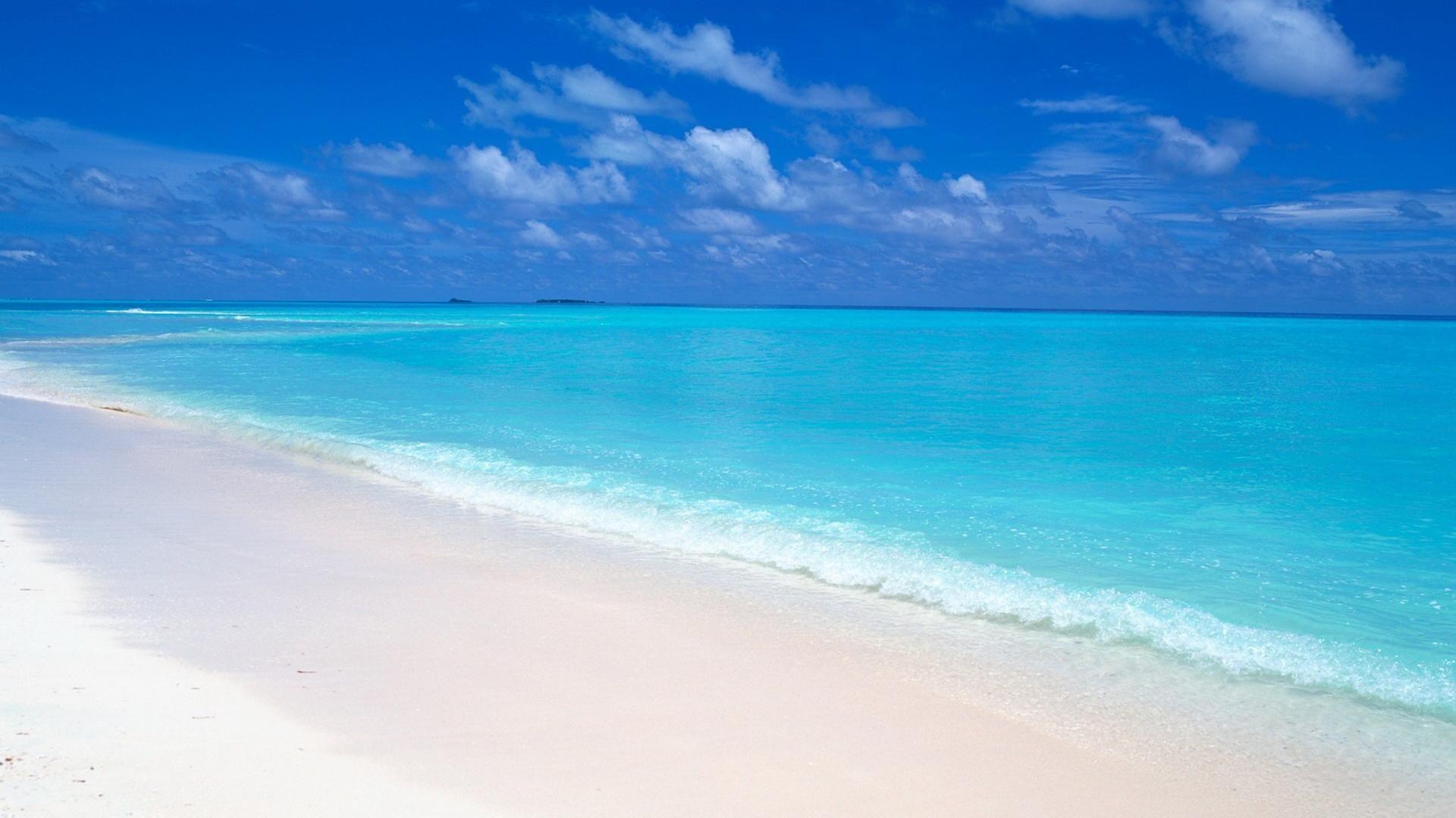 Красивые картинки пляжа для рабочего стола - подборка 3