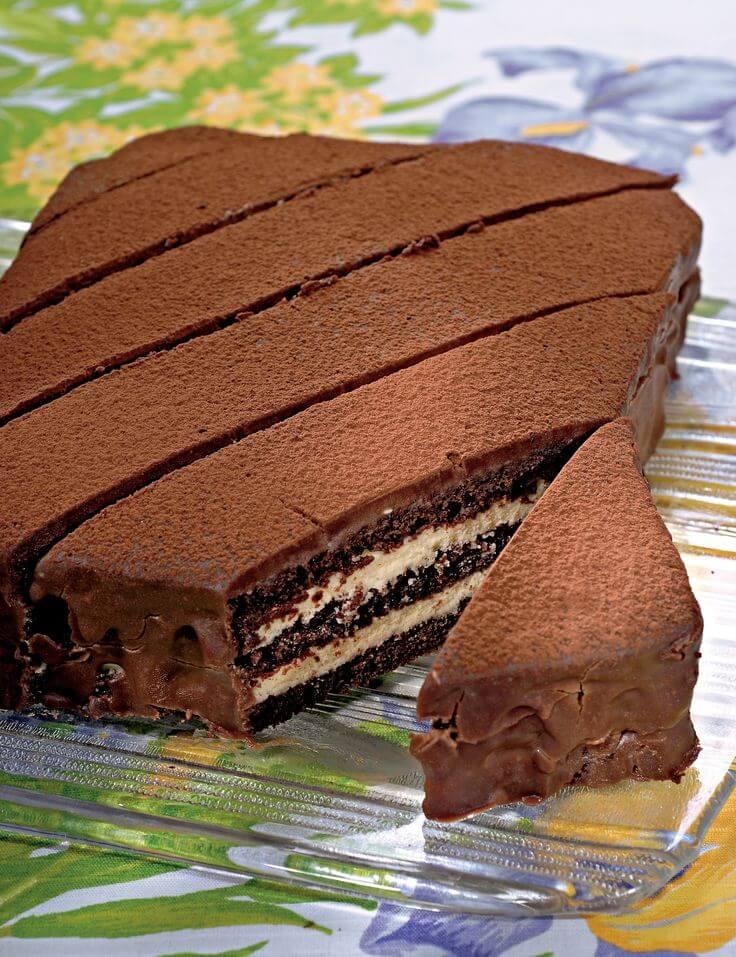 Самый вкусный шоколадный торт - подборка фото 1