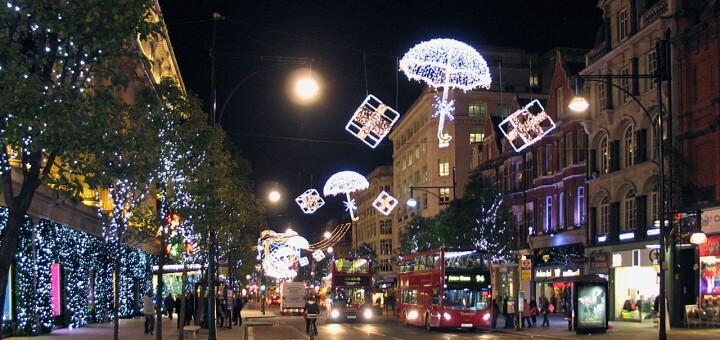 Красивые картинки Новый год в Англии - подборка фотографий 7