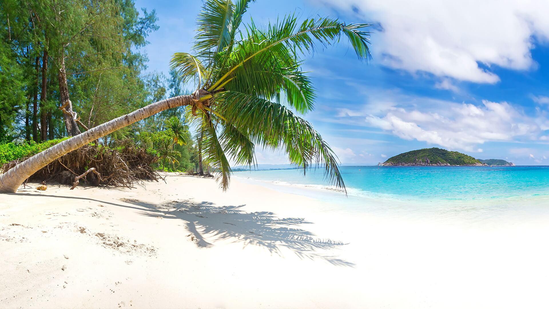 Красивые картинки пляжа для рабочего стола - подборка 6