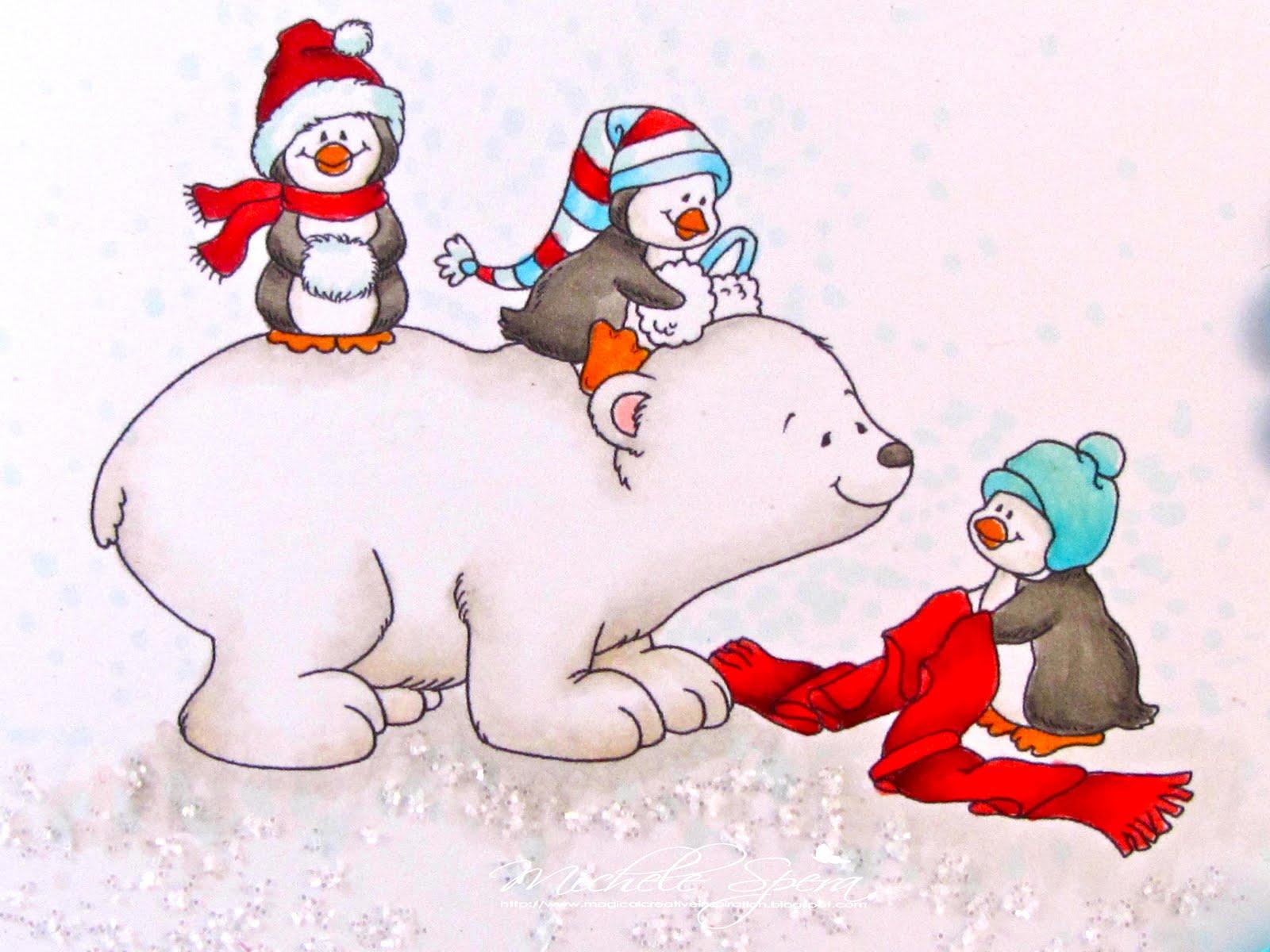 Лучшие новогодние картинки для рисования и срисовки - сборка 11