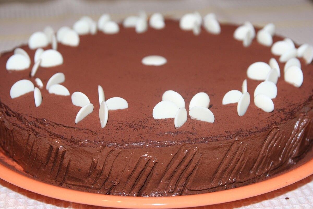 Самый вкусный шоколадный торт - подборка фото 14