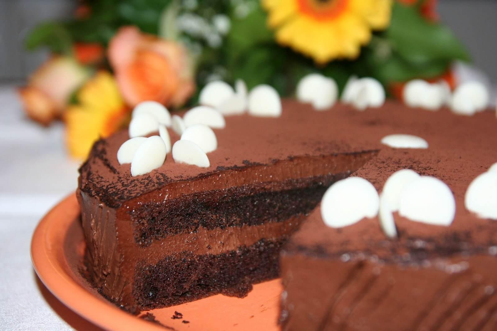 Самый вкусный шоколадный торт - подборка фото 16
