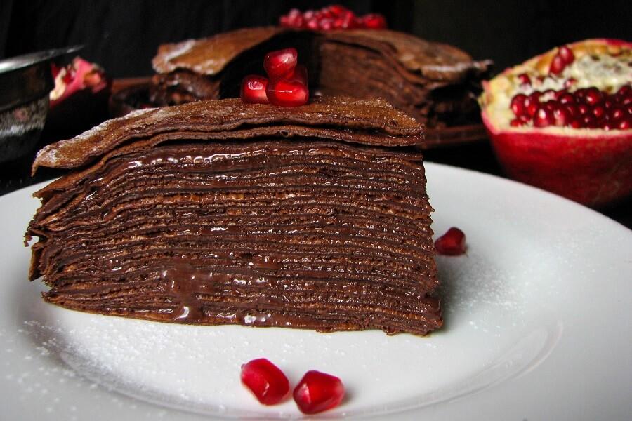 Самый вкусный шоколадный торт - подборка фото 17
