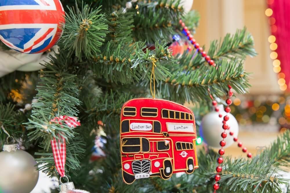 Красивые картинки Новый год в Англии - подборка фотографий 14