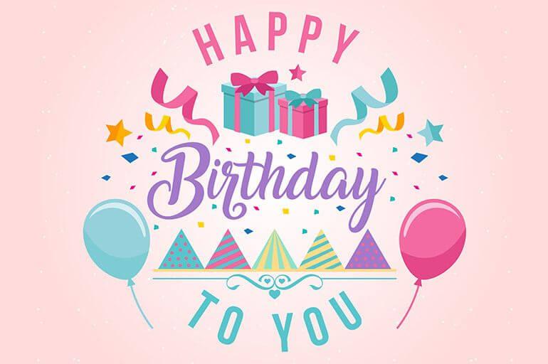 С Днем Рождения милая моя и любимая - картинки, открытки 8