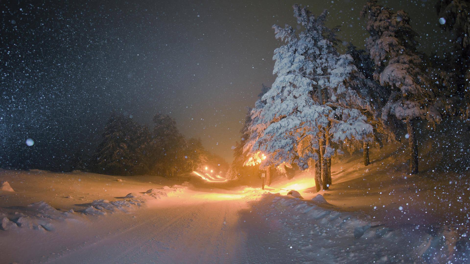 Зимнее настроение - фото и картинки красивые, приятные 8