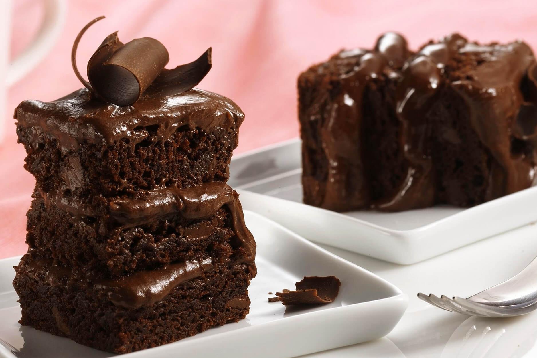 Самый вкусный шоколадный торт - подборка фото 7