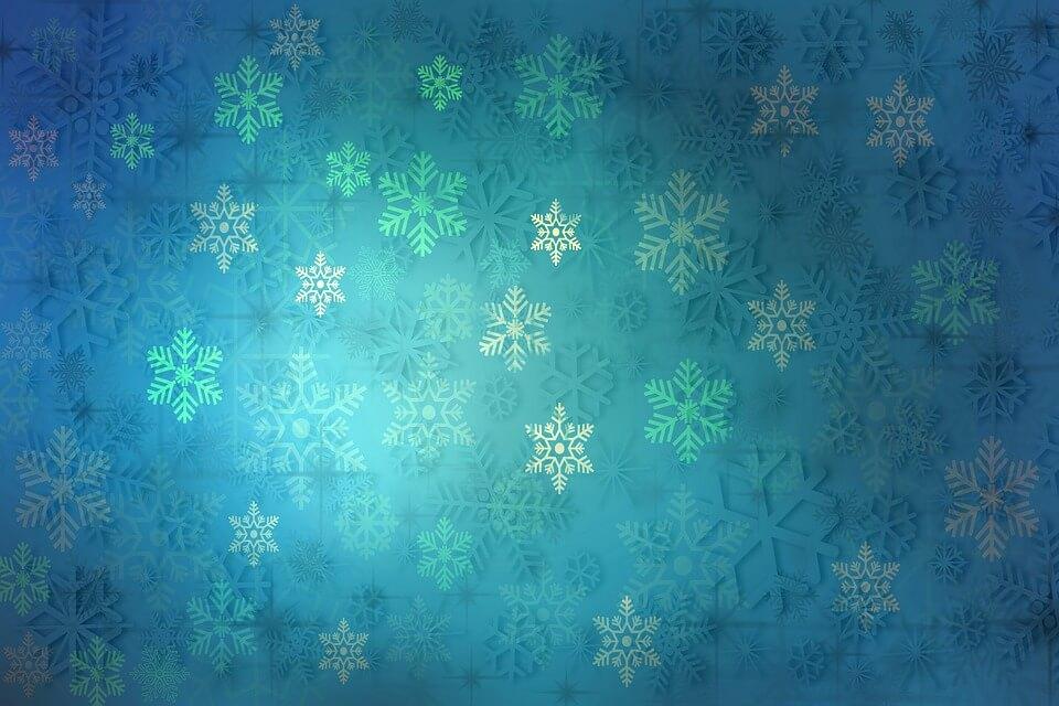 Снежинка красивые картинки и рисунки на Новый год 2019 8