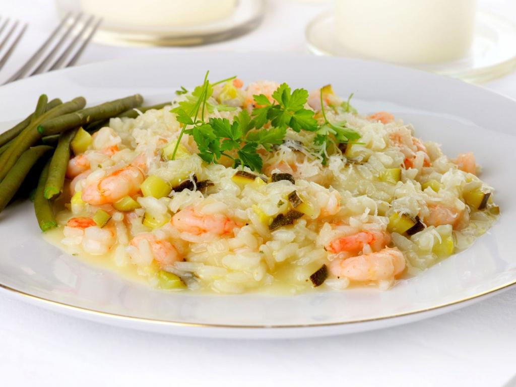 Вкусные картинки и фото аппетитного Ризотто 8