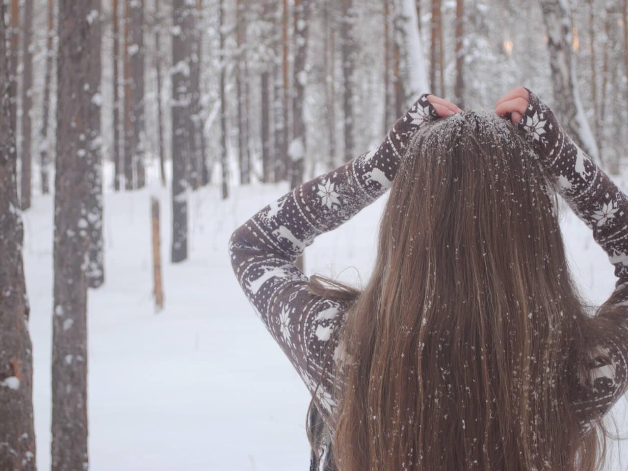 Картинки девушек на аву со спины - красивые и крутые 14