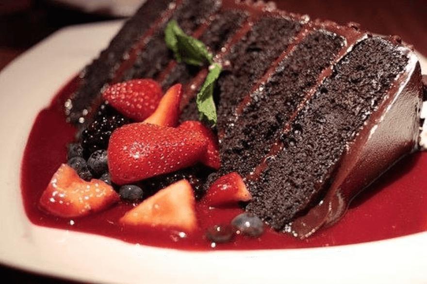 Самый вкусный шоколадный торт - подборка фото 8