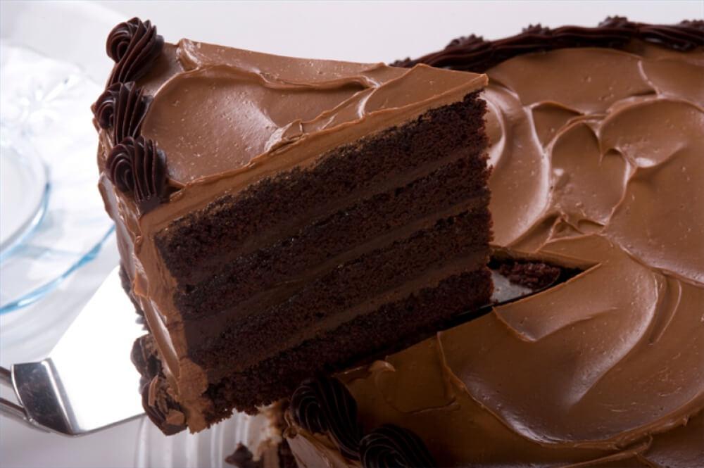 Самый вкусный шоколадный торт - подборка фото 9