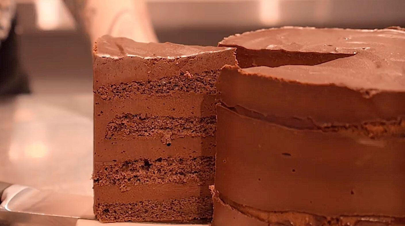Самый вкусный шоколадный торт - подборка фото 10