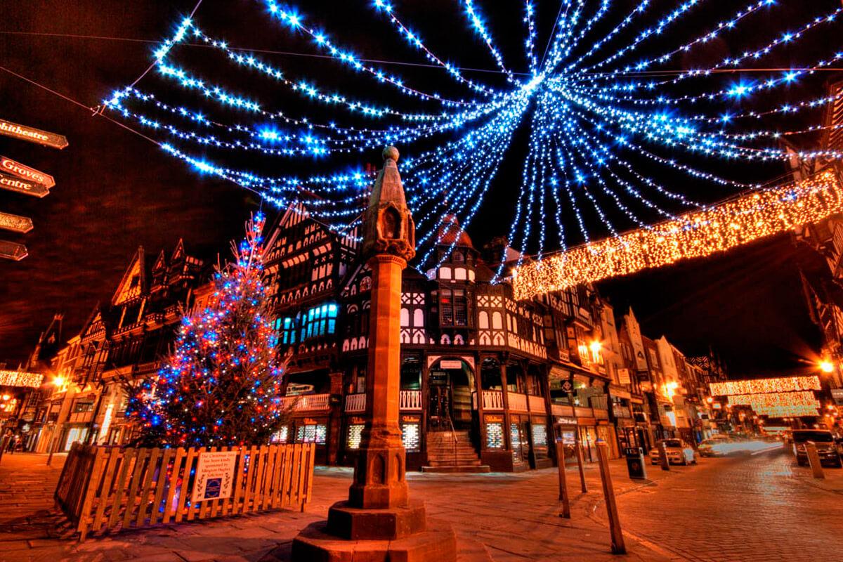 Красивые картинки Новый год в Англии - подборка фотографий 8
