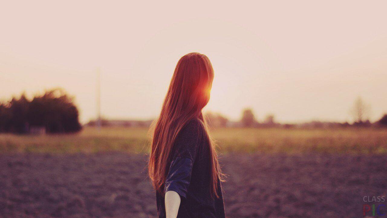 Картинки девушек на аву со спины - красивые и крутые 22