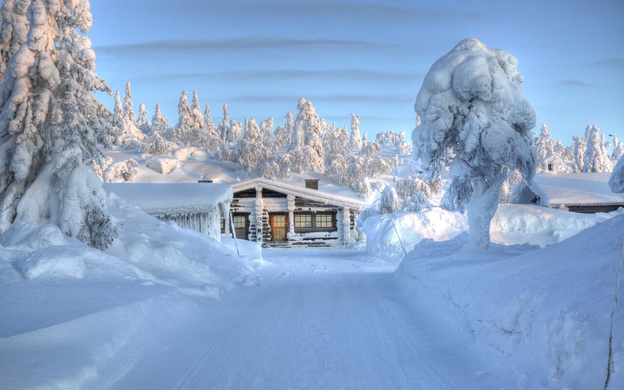 Зимнее настроение - фото и картинки красивые, приятные 10