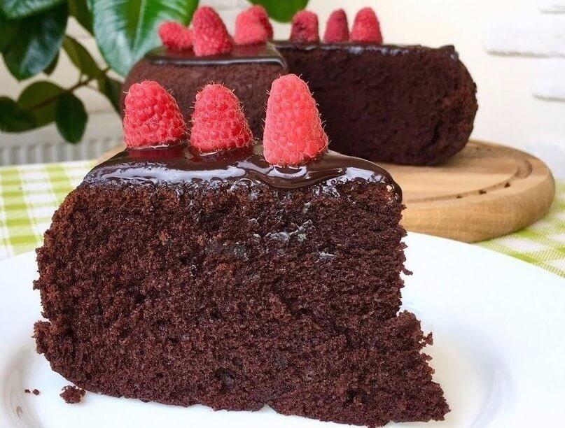 Самый вкусный шоколадный торт - подборка фото 11