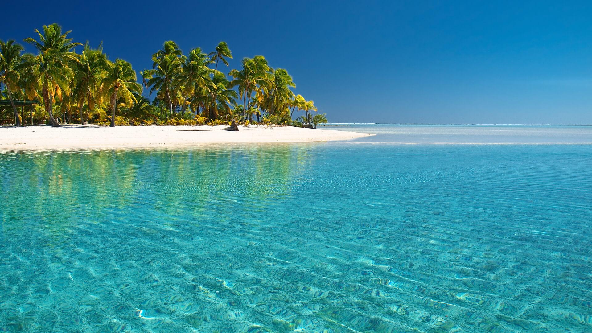 Красивые картинки пляжа для рабочего стола - подборка 7