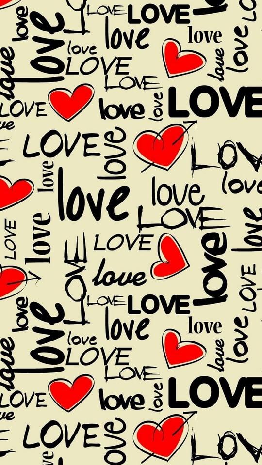 Скачать бесплатно картинки на телефон о любви - самые милые 3