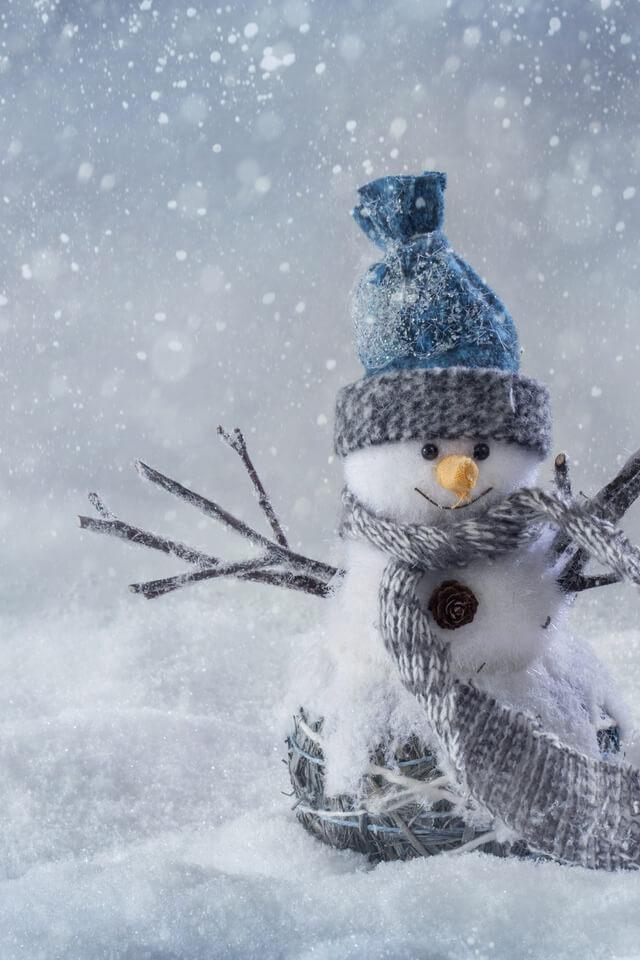 Скачать обои зимних картинок на телефон для заставки 8