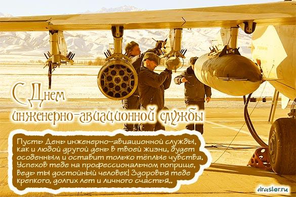 С Днем инженерно-авиационной службы ВКС России 9