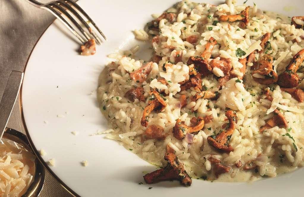 Вкусные картинки и фото аппетитного Ризотто 12