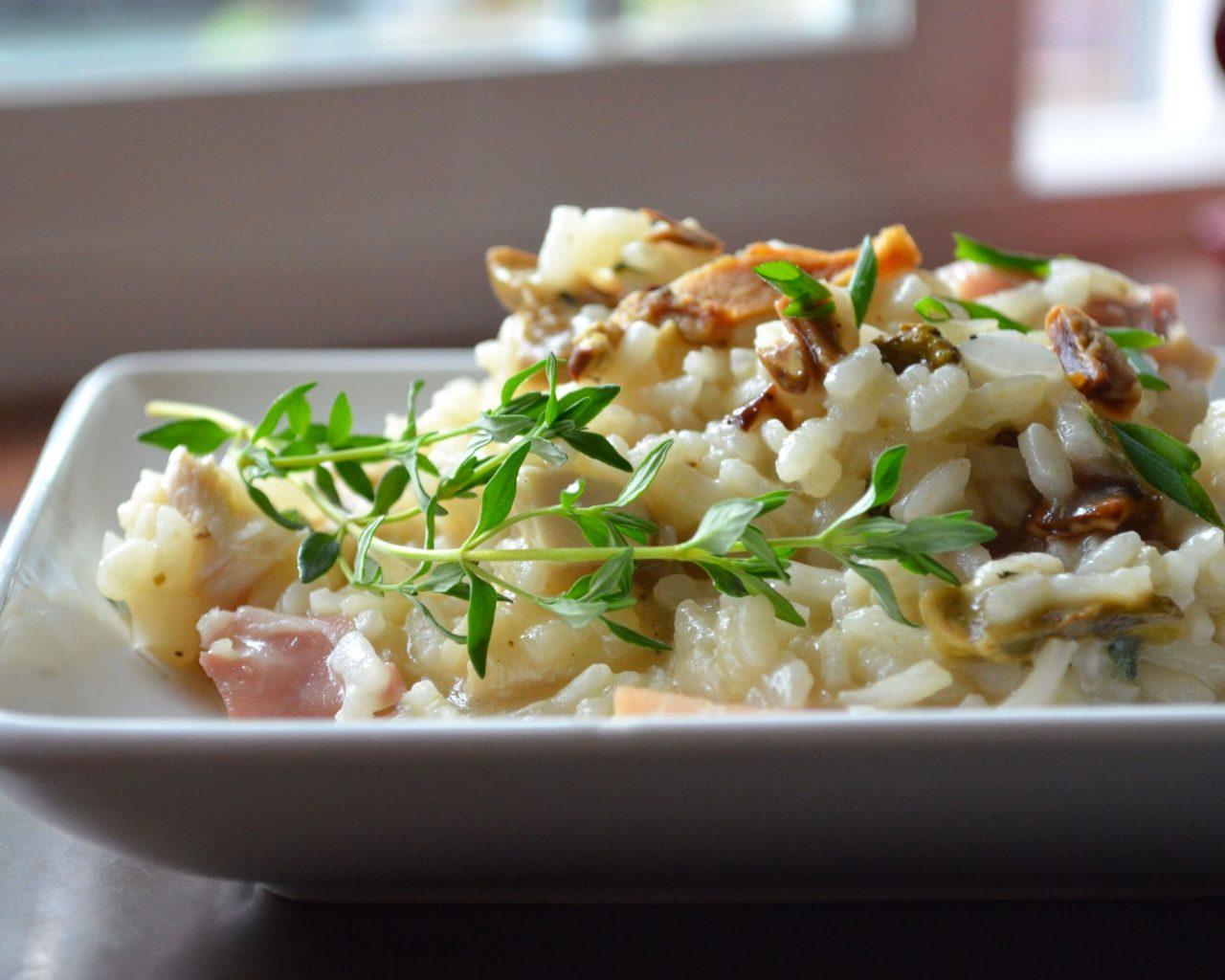 Вкусные картинки и фото аппетитного Ризотто 16