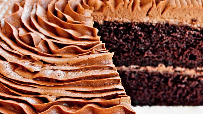 Самый вкусный шоколадный торт - подборка фото 24