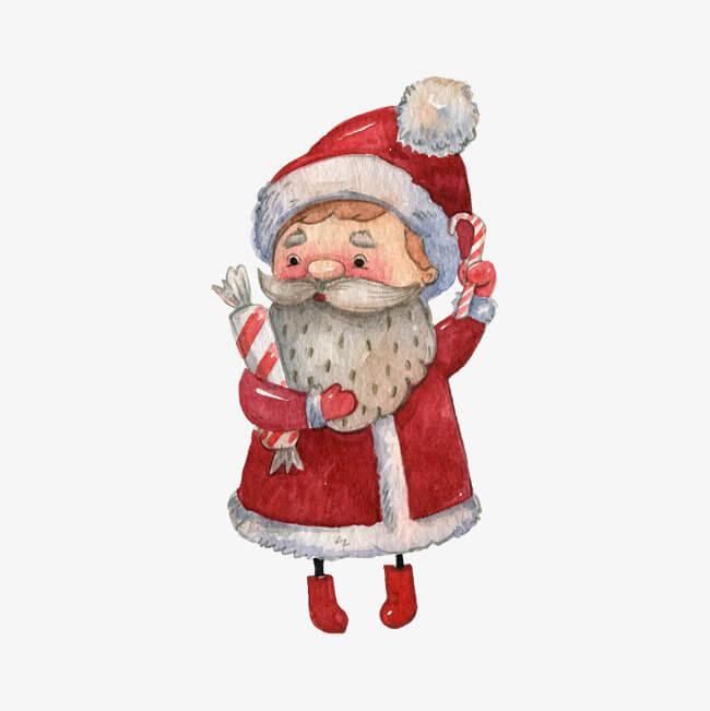 Картинки веселых и смешных Дедов Морозов 15
