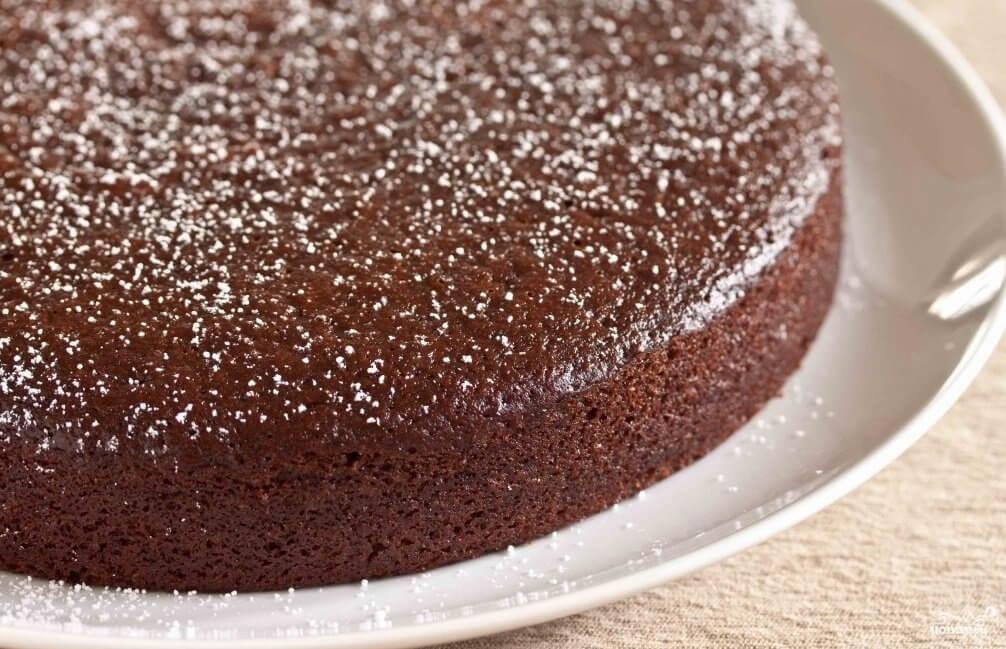 Самый вкусный шоколадный торт - подборка фото 25