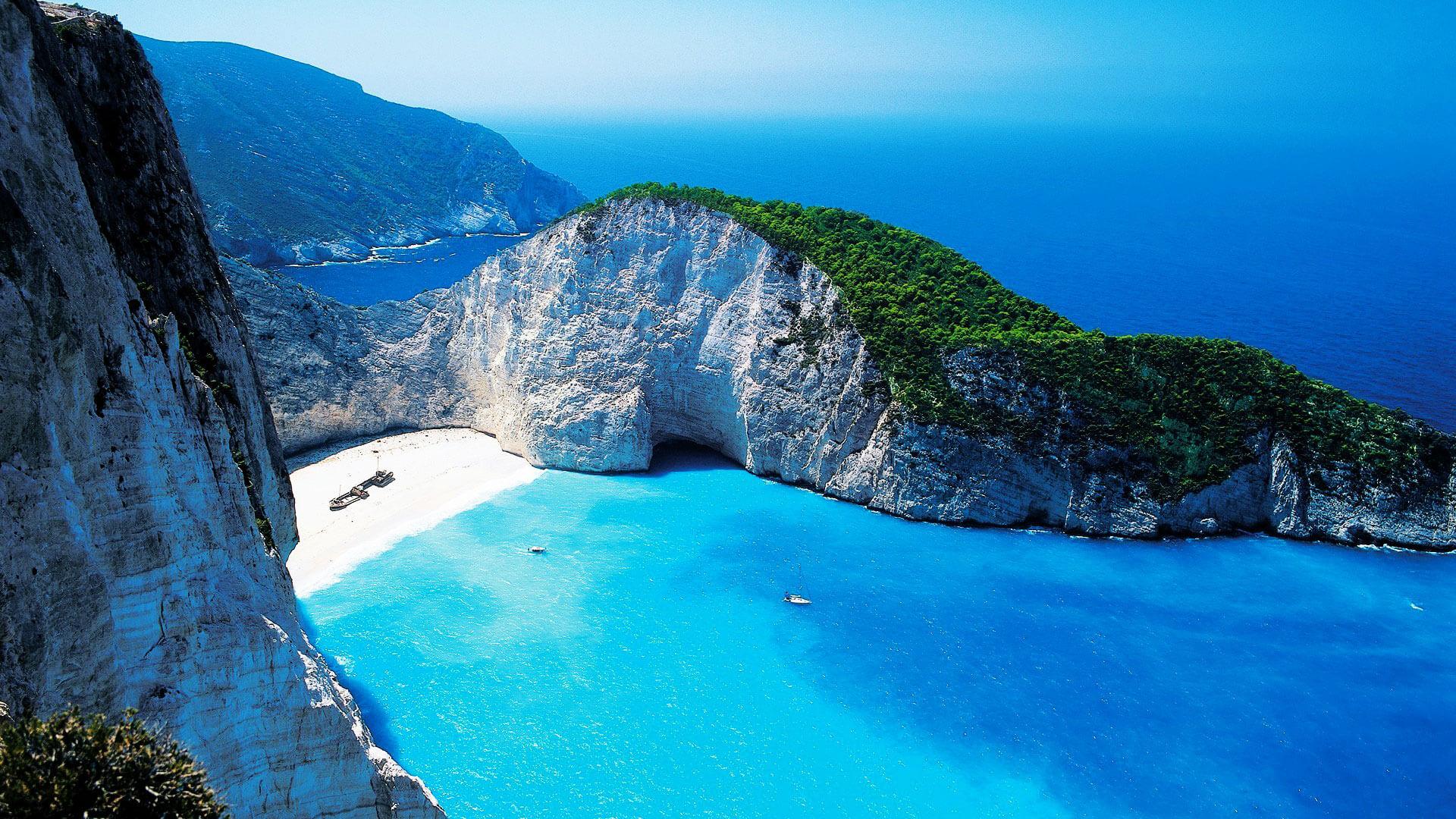 Красивые картинки пляжа для рабочего стола - подборка 12