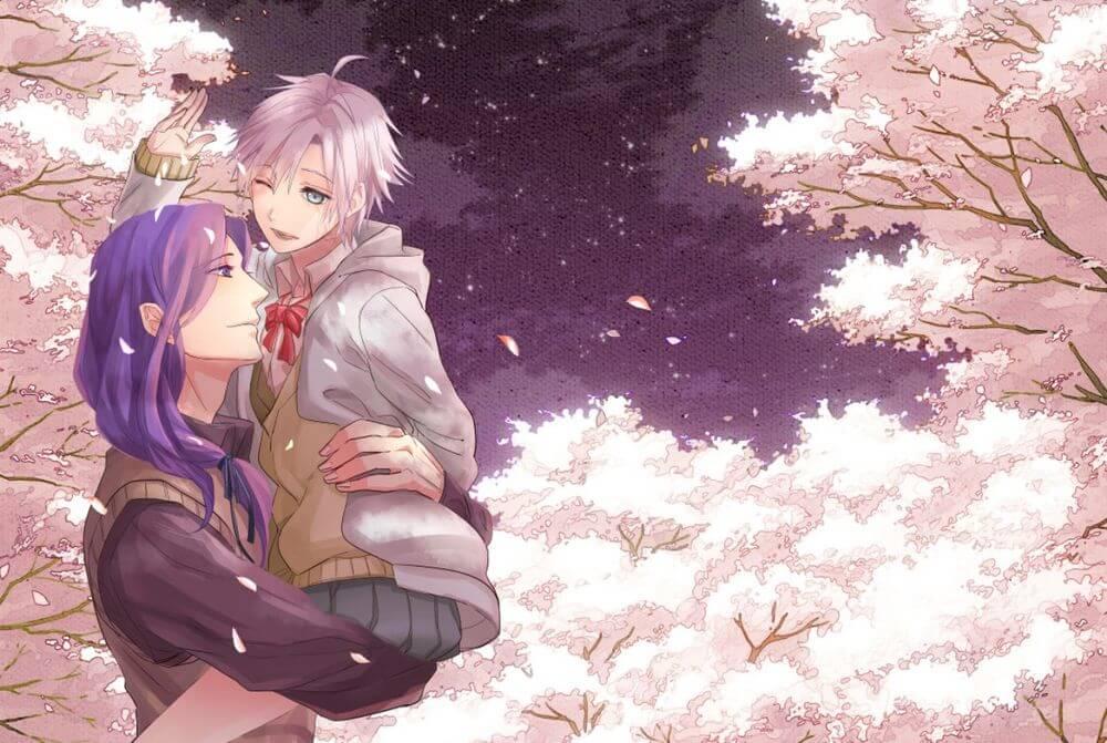 Парень держит девушку на руках - красивые 23 картинок 15