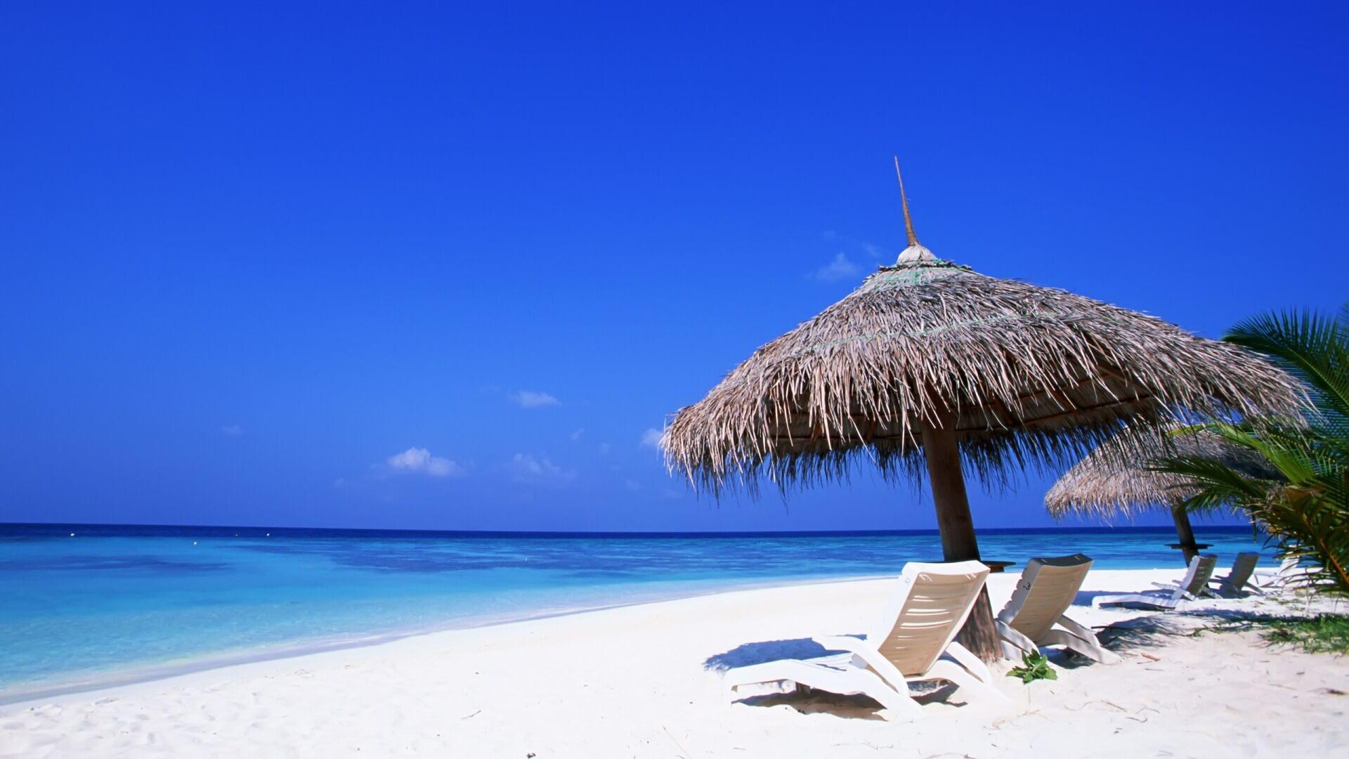 Красивые картинки пляжа для рабочего стола - подборка 14