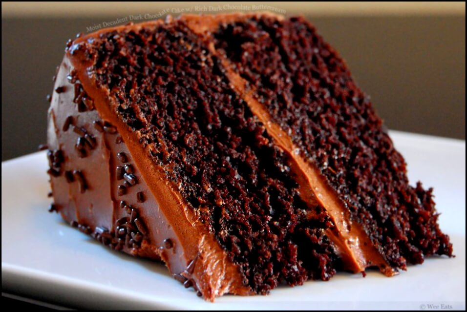 Самый вкусный шоколадный торт - подборка фото 28
