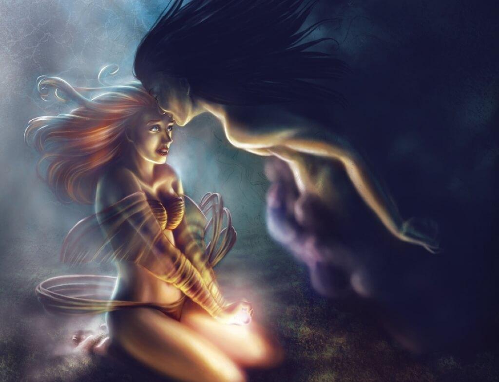 Арт картинки про любовь и отношения - подборка (27 фото) 7